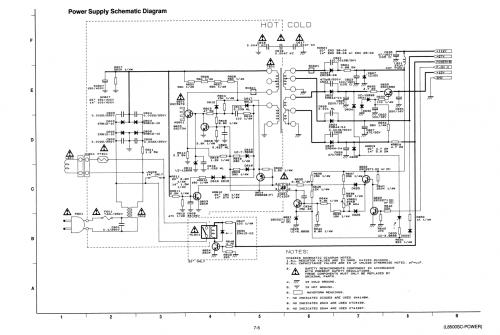 Схема funai tv-2100a mk8