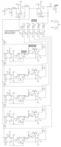 народ ктонить собирал вот эту схему хочу сделать офигенный эквалайзер с 30 регуляторами.  Опубликовано 02 Июль 2012...