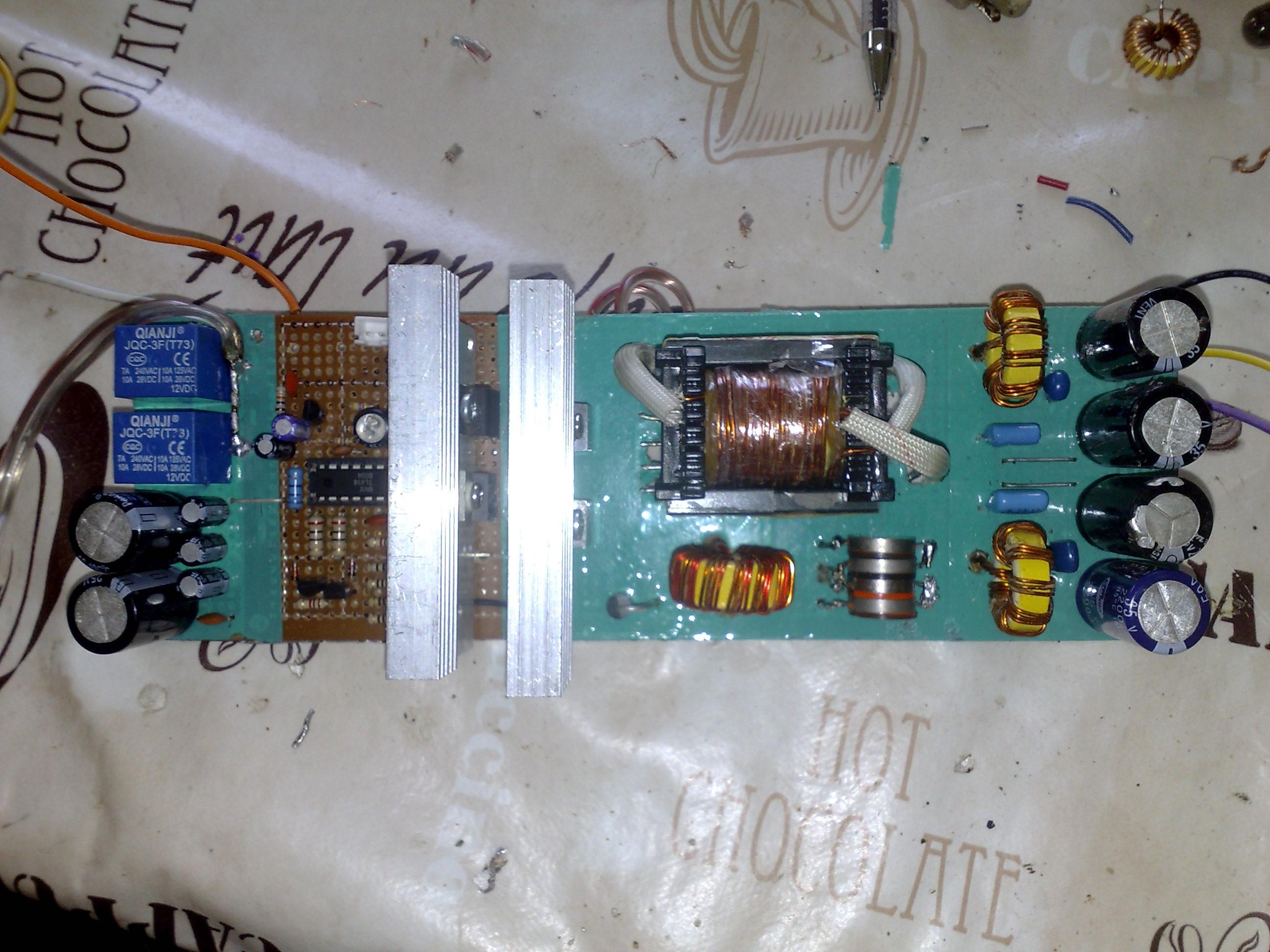Зарядное устройство для автомобильных аккумуляторов 67