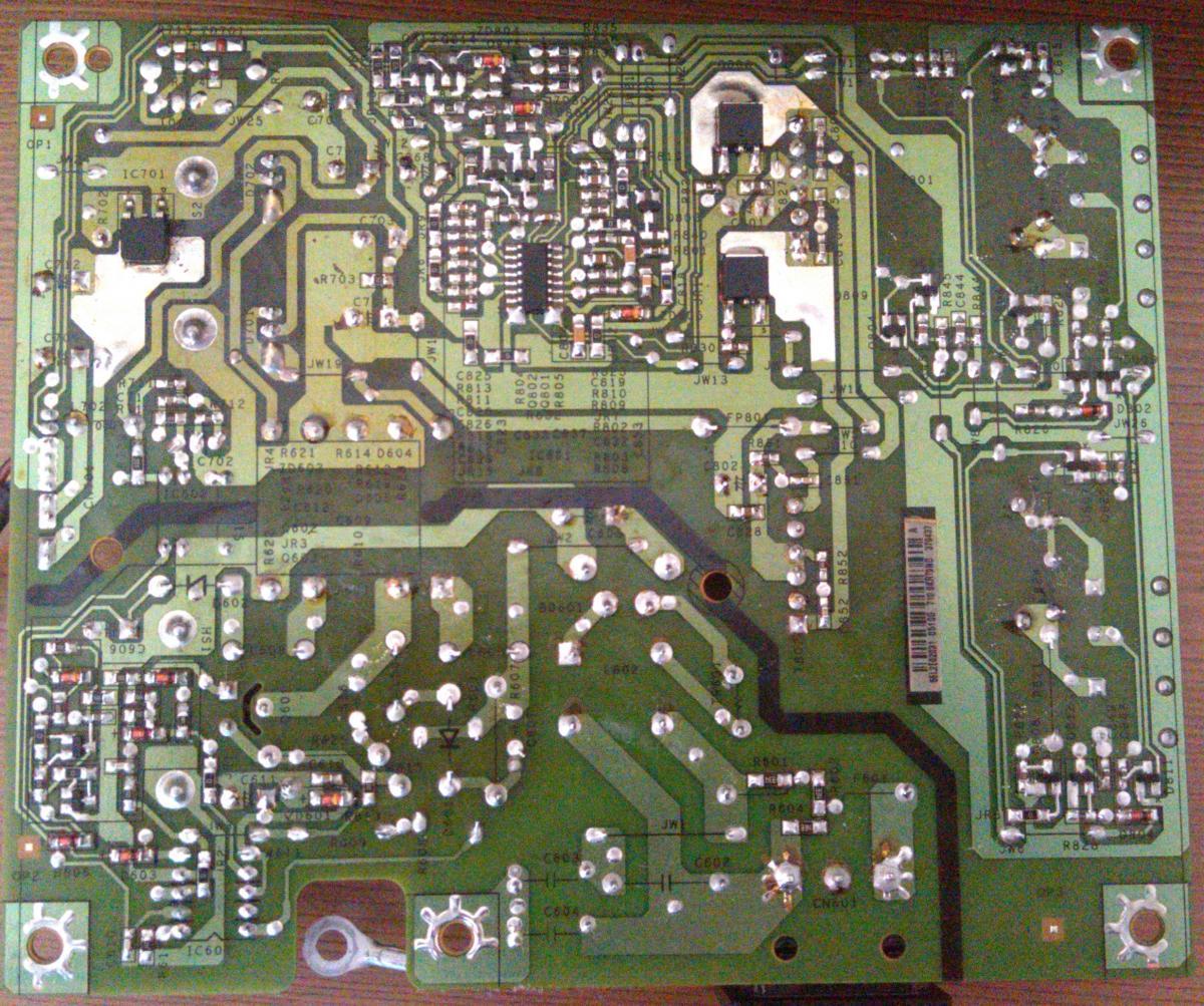 261Схема силового модуля см lg ebr738103