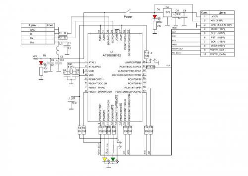 Страница 1 из 3 - Avr Isp Mkii Не Считывает Сигнатуру И Не Шьет - опубликовано в Программаторы и отладочные модули...