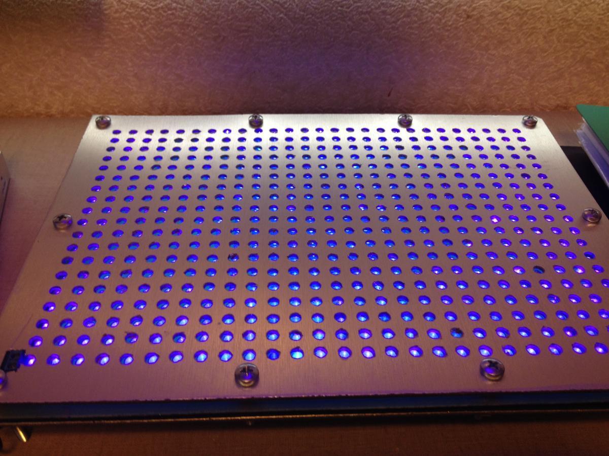 Устройство для засветки фоторезиста своими руками 18