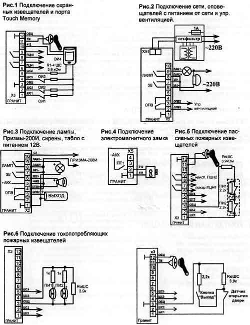 Схема подключения двигатель привод 4пбм132 мг