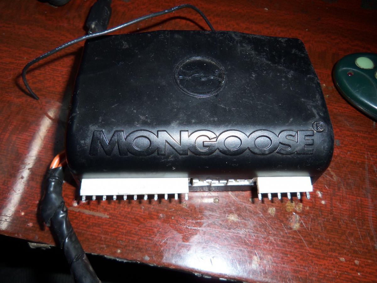 Mongoose amg 700 инструкция