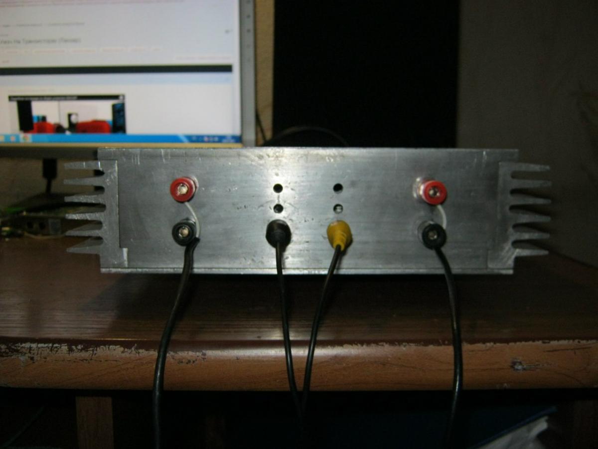Клип детектор усилителя схема