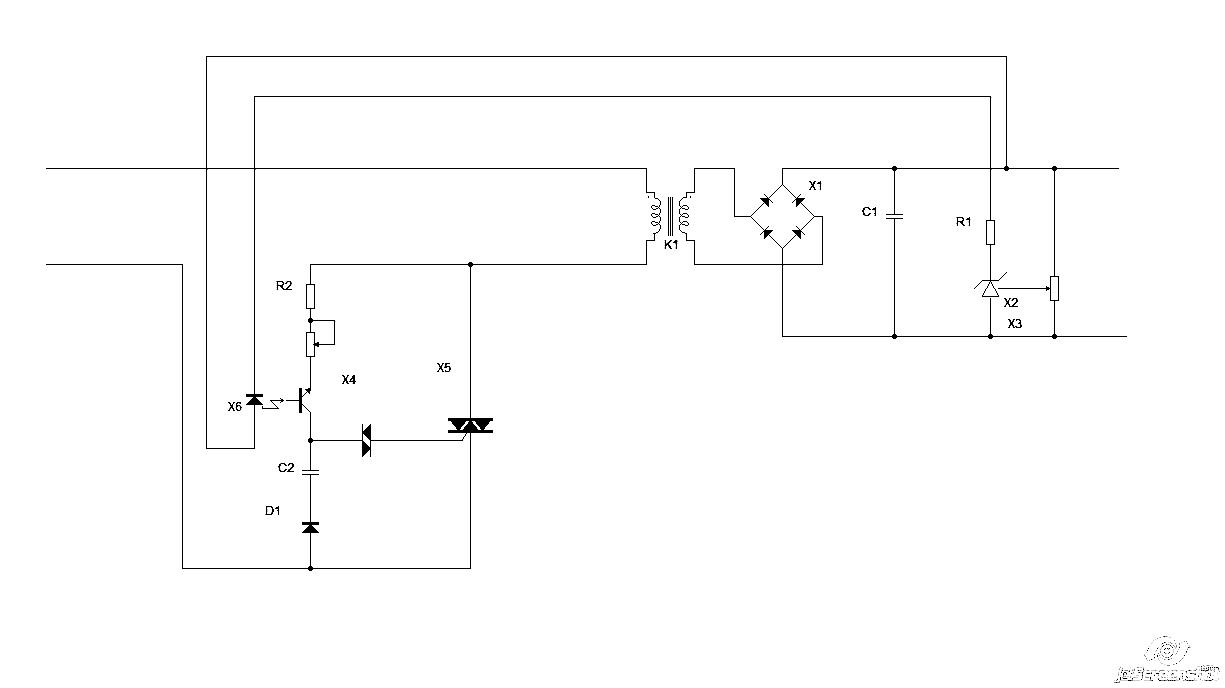 оптрон ps123 схема