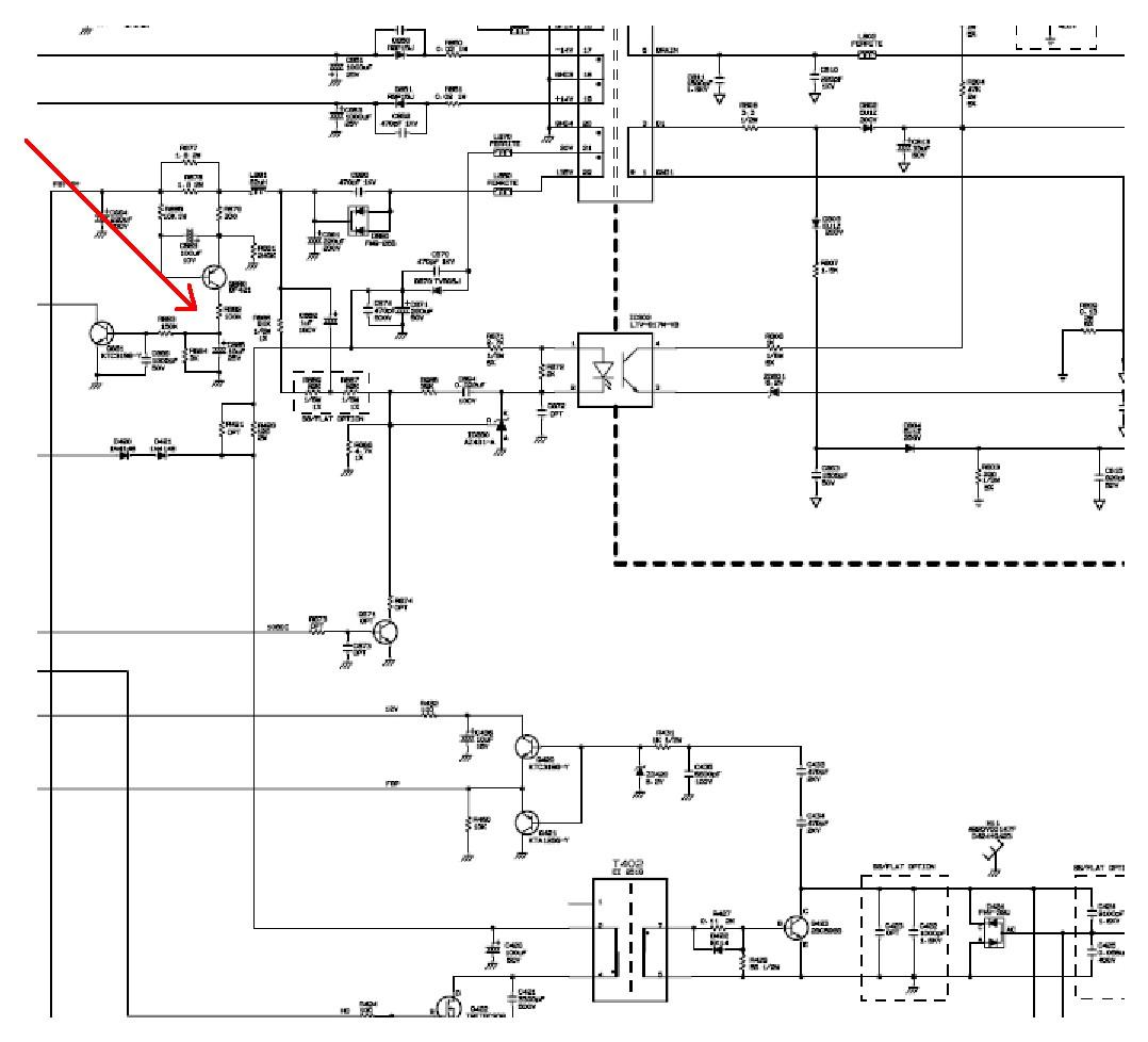 Телевизор lg mc994a схема