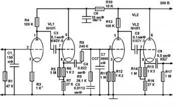 Особая благодарность К.Е.Боброву, cn(AT)ami.uran.ru, за доработку схемы.  Прототип: Richard Brice.