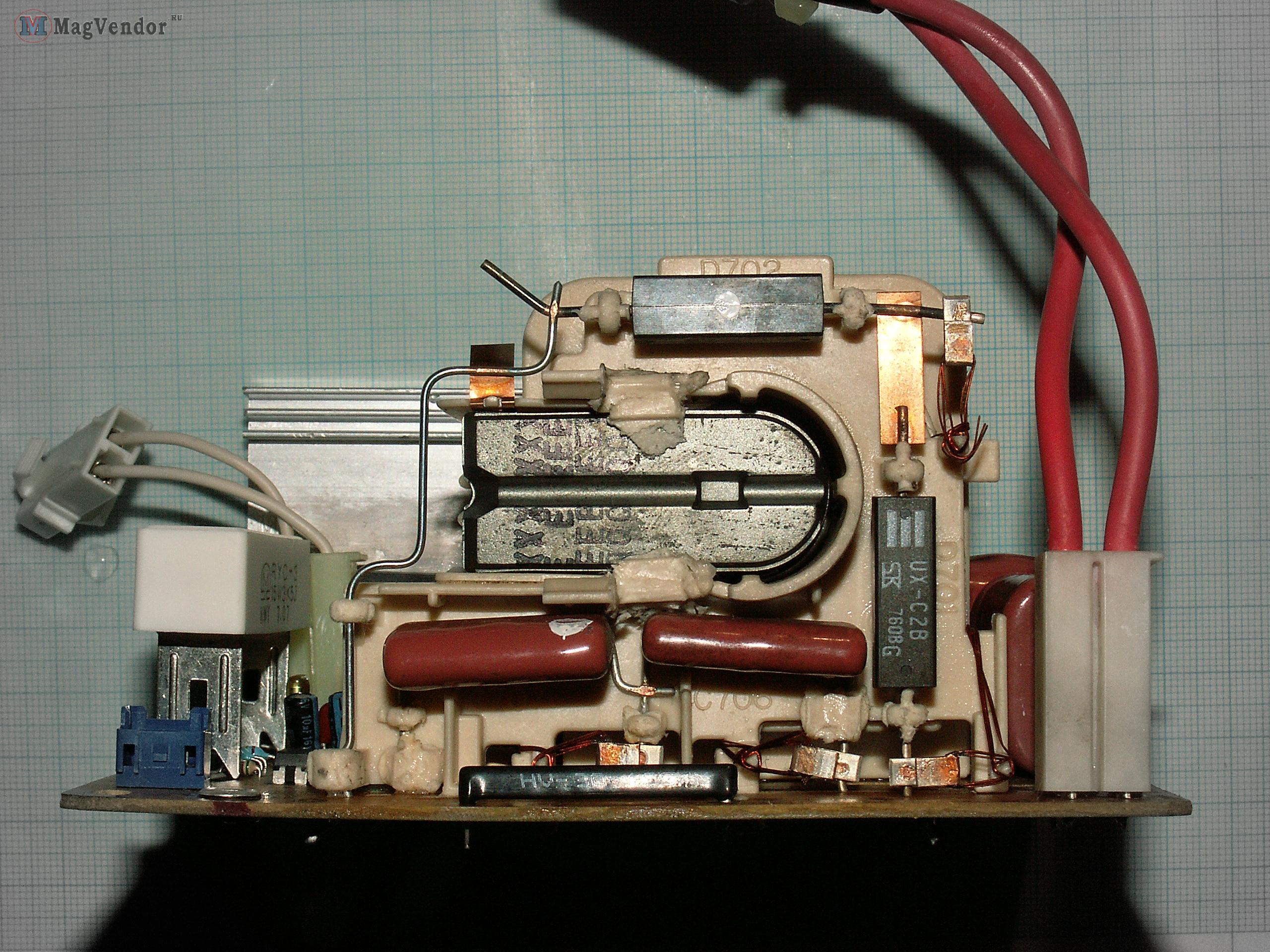 Ремонт микроволновки панасоник своими руками