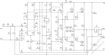 Страница 76 из 127 - Усилитель Э. Холтона.  Мощность 300Вт - 750Вт. - опубликовано в Усилитель...
