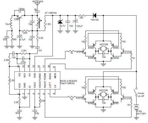 схема работы радиоуправляемой машинки Рязани августе