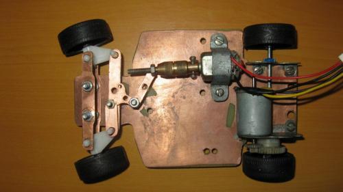 Как сделать моторчик для кораблика в домашних условиях