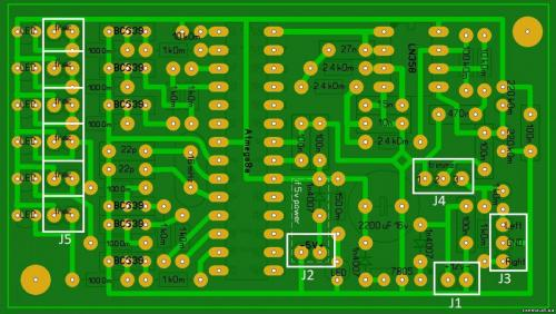 на микроконтроллере схема