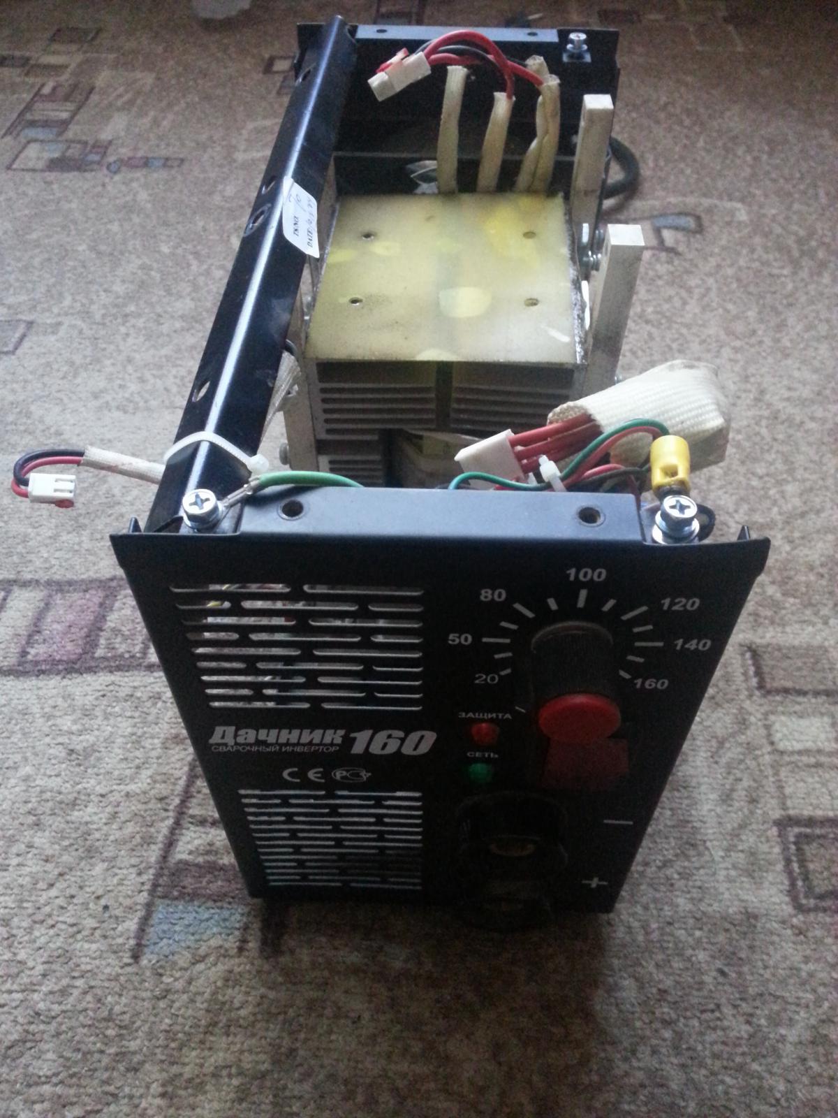 3-х фазный сварочный аппарат