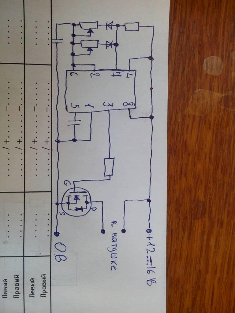Приборы для проверки модуля зажигания своими руками 15