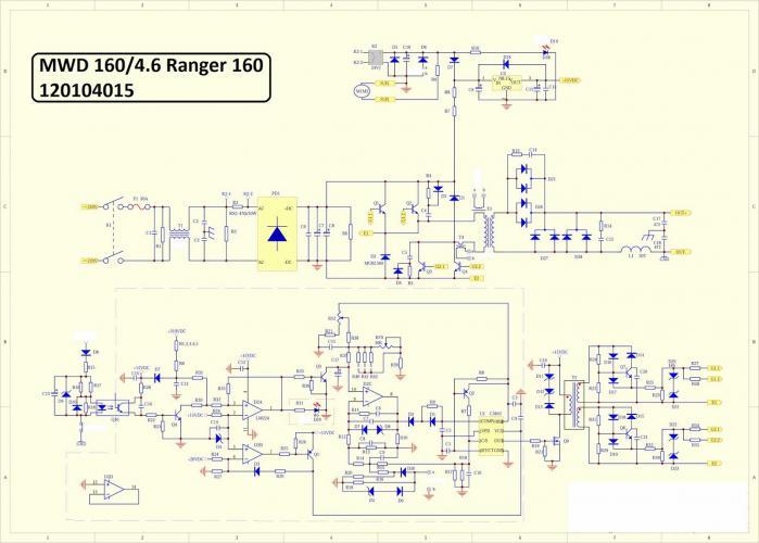 MWD+160.46+Ranger+160+