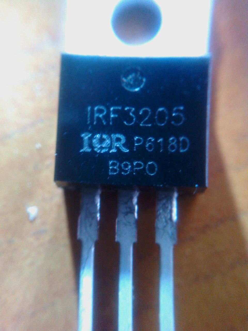 10pcs/lot n-channel fet field-effect transistor irf3205s to-263 55v/110a