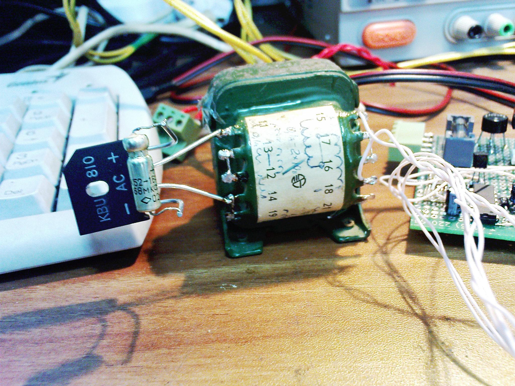 Как сделать трансформатор на 18 вольт своими руками 20