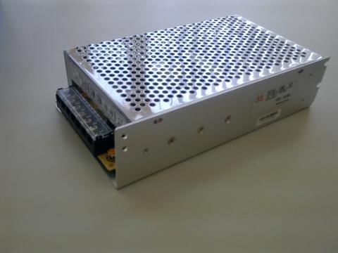 Поделиться.  Блок питания для светодиодных лент GSL-100-12.  Мощность - 100W, выходное напряжение - 12V...