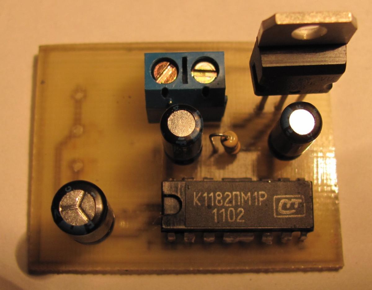 схема kp1182пм1