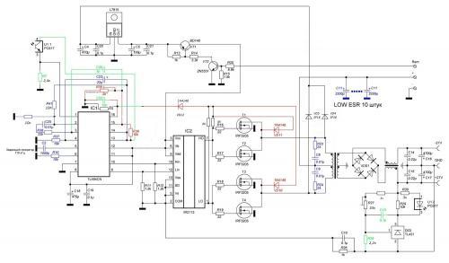 JPG · Схема с обратной связью.