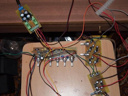 Как сделать из блока питания от компьютера усилитель звука