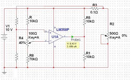 Компаратор На Lm358 - опубликовано в Начинающим: Две простейшие схемы измеряют ток, одна в минусовом...