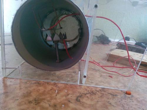 Страница 1 из 3 - Озонатор Воздуха - опубликовано в Разное: решил собрать озонатор воздух по прилагаемой схеме, так...