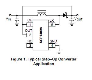 Схема включения 1m0880.