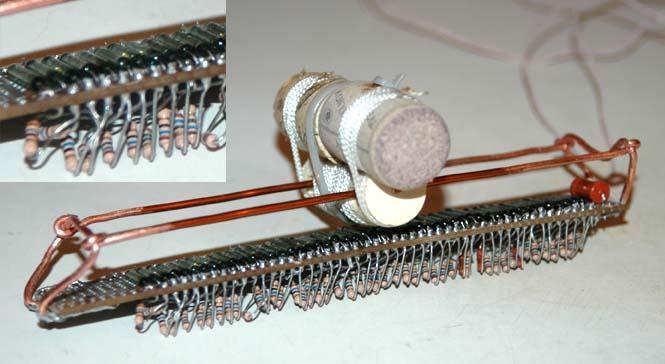 Датчик уровня топлива на герконах своими руками схема