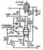 Схема модулятора CLC В режиме ТЛГ на сетку левой половины лампы Л2 подается отрицательное напряжение...