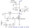 """Рассмотрим очень простой УНЧ класса  """"А@? собранный всего на одном транзисторе.  Помню этот усилитель собрал 2 года..."""