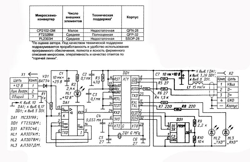 kipo-kb308ac-схема