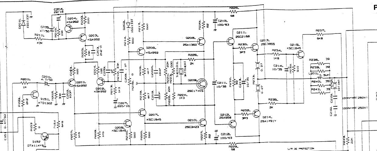 Схема усилителя sherwood
