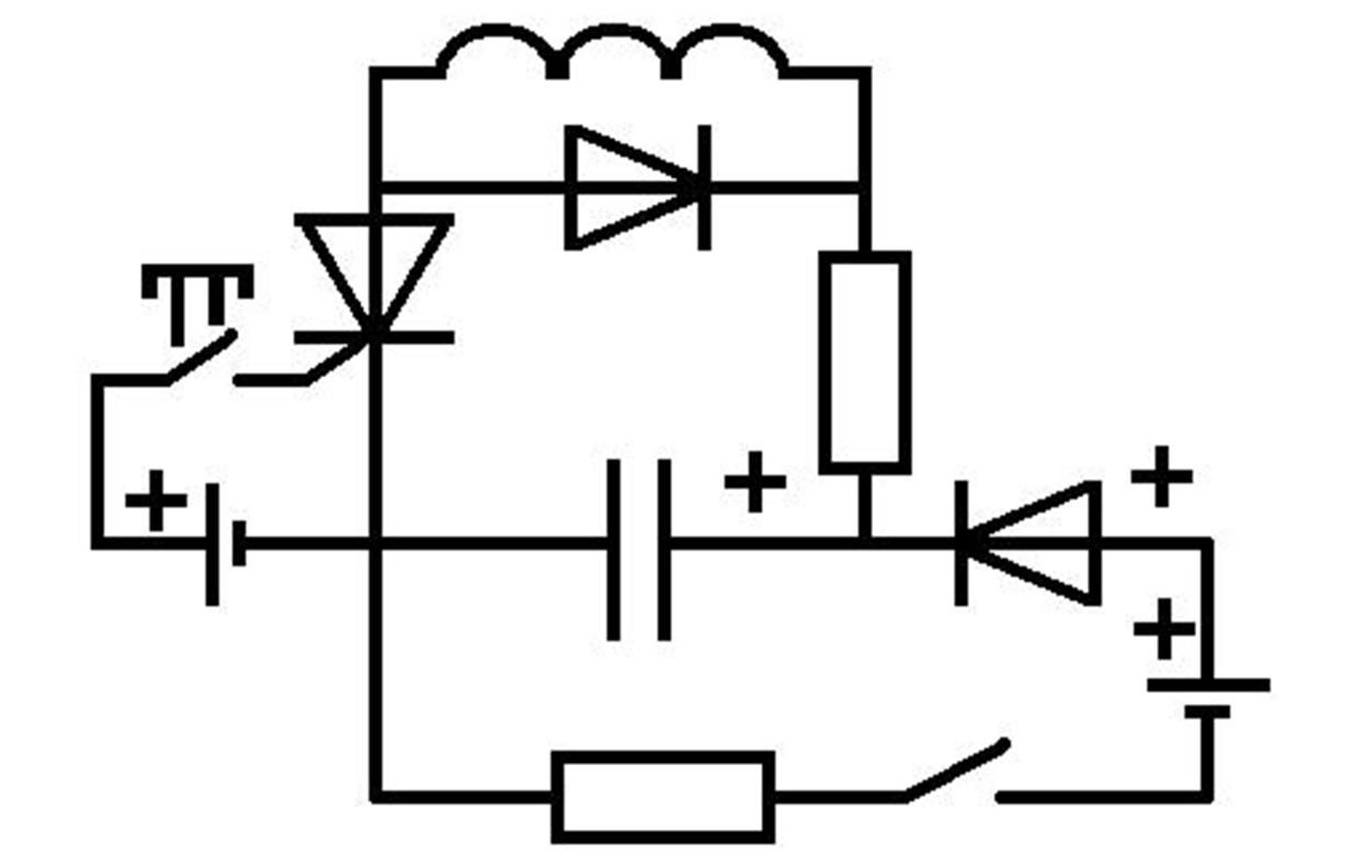 Электромагнит расчет на 12