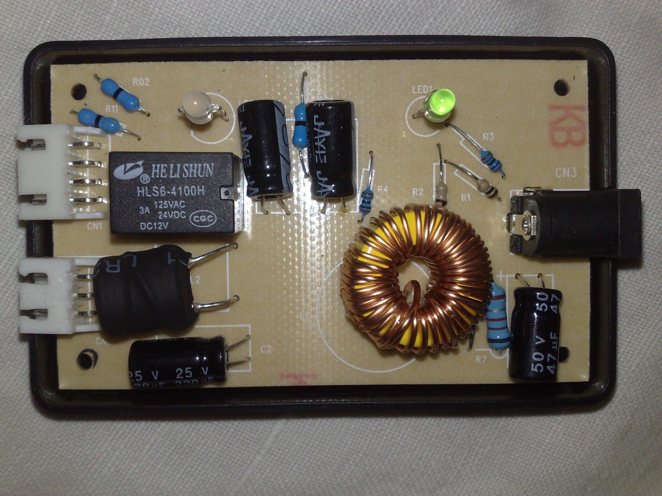 Балансир для аккумуляторов своими руками видео