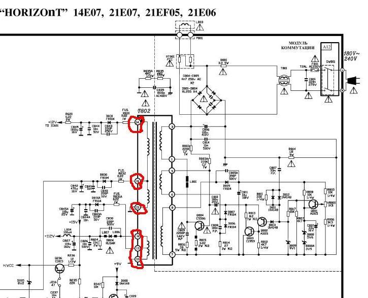 Схема на горизонт 21af22
