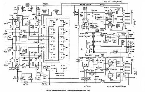 кантата м204 схема электрическая принципиальная Norveg производится Германии