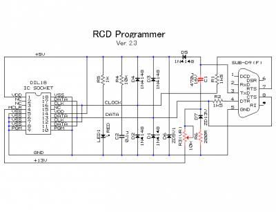 схемы на pic16f630 - Практическая схемотехника.