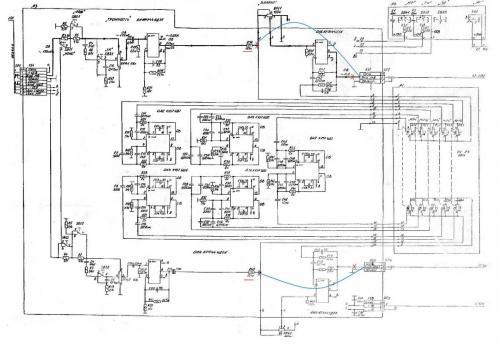 Амфитон 35У-101С, Обход Регулятора Баланса И Эквалайзера - опубликовано в Предусилители, темброблоки, фильтры.