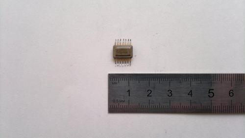136ЛН1.  Основные технические параметры.  Цифровая микросхема серии ТТЛ.