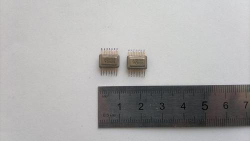 136ЛА3.  Основные технические параметры.  Цифровая микросхема серии ТТЛ.