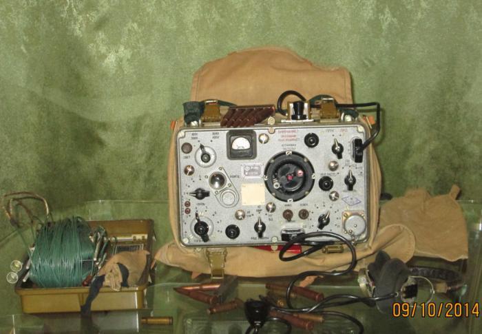 """Р-131 """"Ваза"""" - армейская"""
