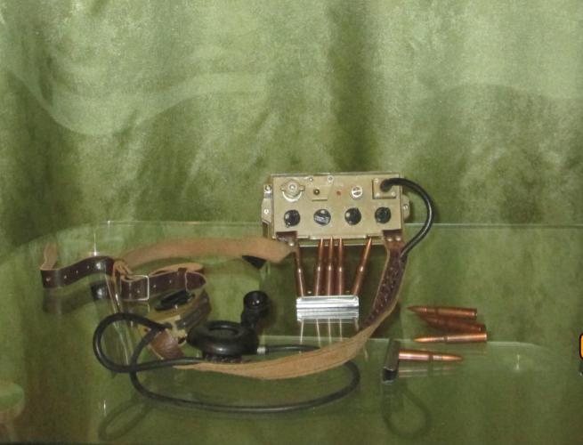 Питание радиостанции