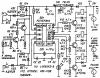 Диод VD5 защищает микросхемы DA1 и DD1 от подключения к источнику питания...  Рис.1. Схема автомобильного охранного...