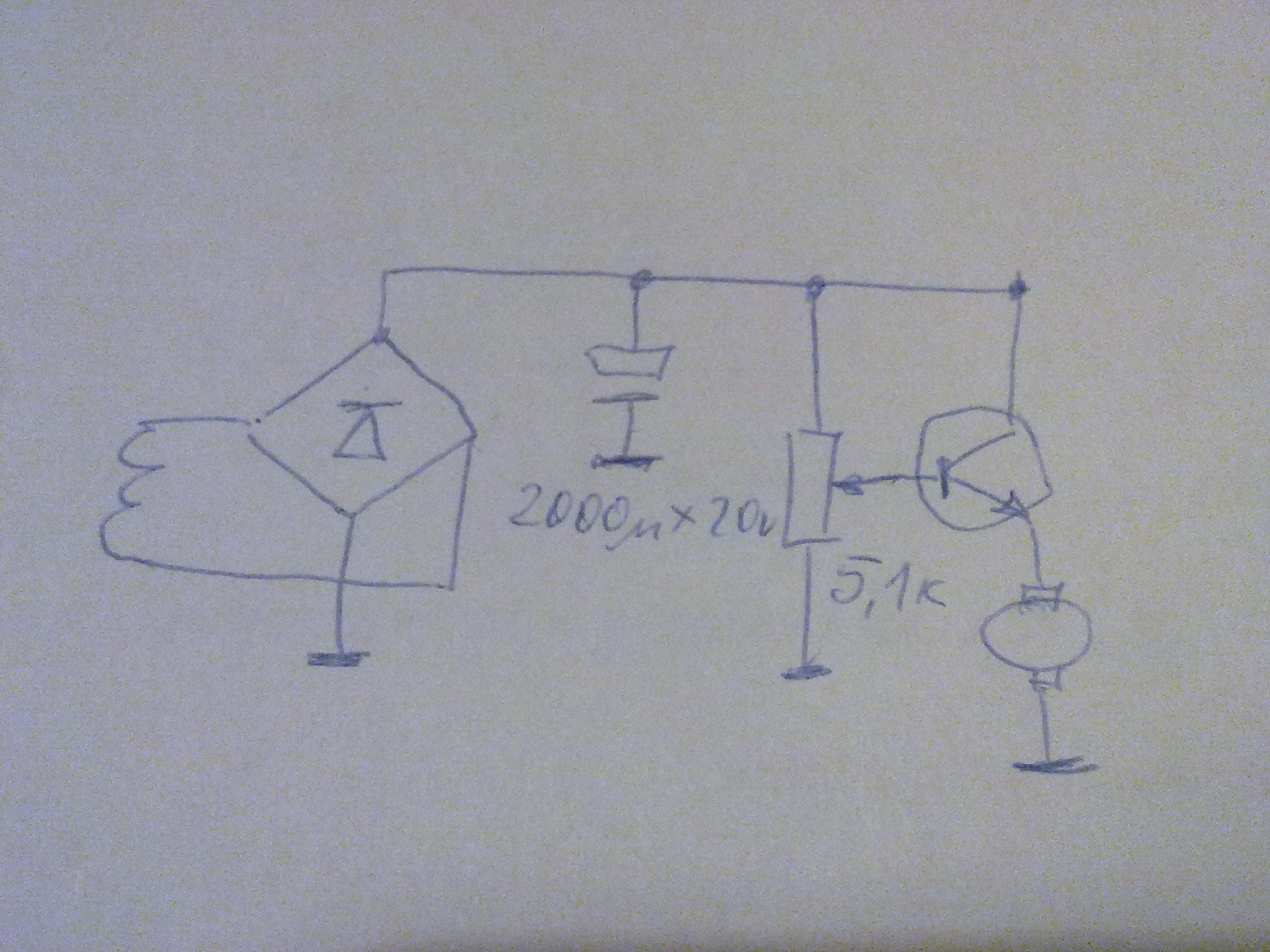 Схема регулятора напряжения своими руками 4