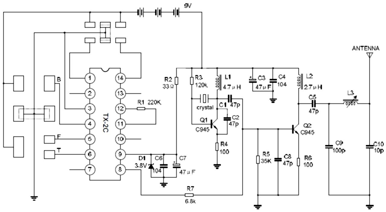 схема работы радиоуправляемой машинки монстров