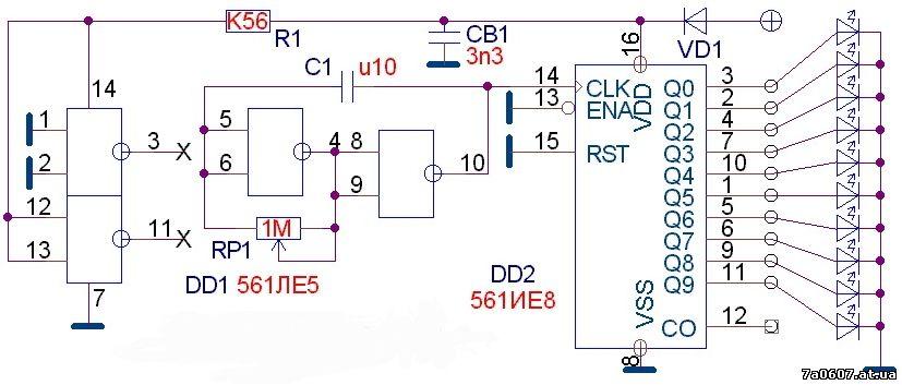 Азбука транзисторной схемотехники  Электрические схемы