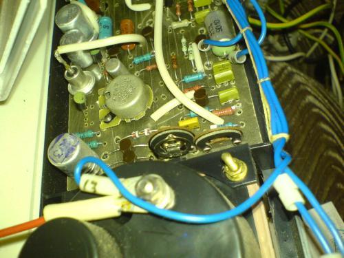 электросхема зарядного устройства -Электроника УЗС-П -12-6 3 УХЛ 3 1 - Ппланета схем.