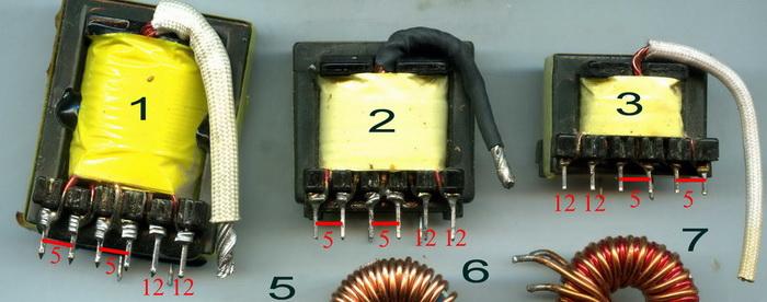 Преобразователь напряжения 12 220 своими руками из бп компьютера